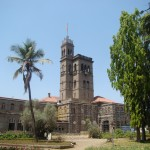 Pune University , colonial style