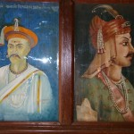 Portraits of Peshwa rulers